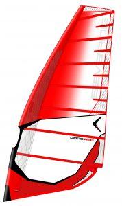 Severne code red vindsurfingsegel